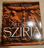 Klengel: Az ókori Szíria története és kultúrája, ajánljon!