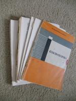 Elektrotechnika könyvsaláta