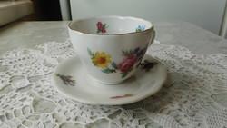 Antik Zsolnay kávés csésze (02)