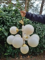 Retro Szarvasi Sputnik lámpa