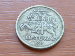 LITVÁNIA 20 CENTU 1997