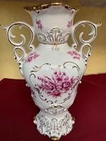 Hollóházi Barokk váza 36cm