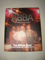 """ABBA - From """"Abba"""" to """"Mamma Mia!"""" : The Official Book"""