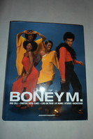 Boney M - Live on Tour, at Home, Studio, Backstage by Didi Zill