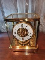 Jaeger-LeCoultre Atmos asztali óra - szervizelt kifogástalan állapotú gyűjteményi darab
