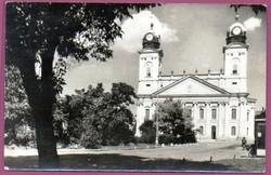 C - - - 084  Magyar tájak-városok: Debrecen - Nagytemplom