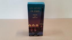 Bontott üveg Les reves de Paris parfüm