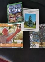 Kertészkedéssel kapcsolatos könyvek