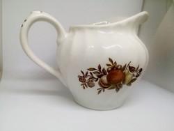Tejkiöntő angol porcelán