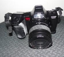 Minolta Maxxum 7000i fényképezőgép