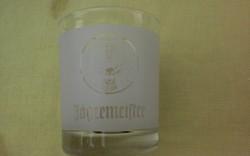 Régi német Jägermeister pohár