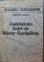 ZSIDÓKÉRDÉS KELET - ÉS KÖZÉP -EURÓBÁBAN   -   JUDAIKA