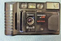 Filmes fényképezőgép Hanimax 35xaf  Hanimex 35Xaf Motor Drive