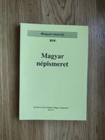 Ortutay Gyula - Magyar népismeret - ritka néprajzi szakkönyv