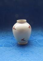 Régi Drasche porcelán váza 8 cm (po-2)