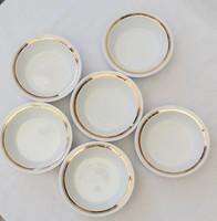 Alföldi porcelán ritka kompótos tálkák