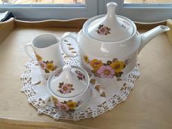 Alföldi teás dáliás készlet egyben vagy főbb elemeivel