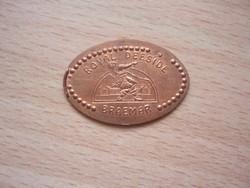 Skócia - Royal Deeside emlék érme