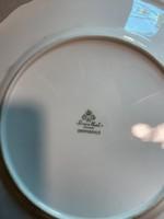 Rosenthal lapos tányér . Kínáló