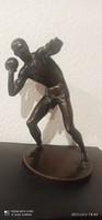 Jelzetlen Reményi bronz szobor eladó