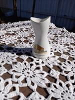 Hajdúszoboszló feliratú Aquincumi kis váza