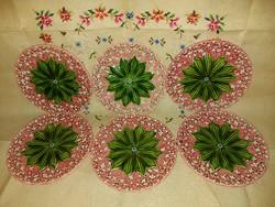 Körmöcbányai süteményes tányérok