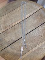 PIANEGONDA luxus olasz design ezüst nyaklánc