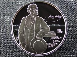 Arany János .925 ezüst 10000 Forint 2017 BP PP (id46796)