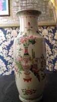 Kínai váza kézi festés