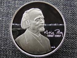 Kodály Zoltán .925 ezüst 5000 Forint 2007 BP PP (id46797)