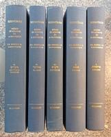 Szentírás-Mózes öt könyve és a Haftárák-Dr.Hertz kommentárjával