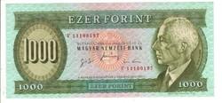 """1000 forint 1996 """"F"""" 3. gyönyörű!"""