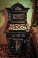 Neoreneszánsz restaurált hálószoba garnitúra