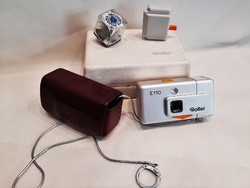 Régi Rollei E 110 fényképezőgép