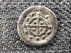 II. (Vak) Béla (1131-1141) ezüst Dénár ÉH53 1131 (id46510)