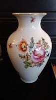 Herendi nagyméretű, hibátlan váza, tökéletes állapotban.23 cm