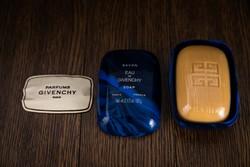 Eau De Givenchy Savon Soap, France Paris, szappan, eredeti dobozban.
