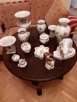 Herendi porcelánok viktória,
