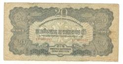 20 pengő 1944 VH. 1.