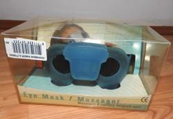 Régi szem masszírozó készülék eredeti dobozában