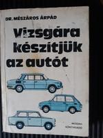 Retro Autos muszaki vizsgara felkeszito konyv (1980)