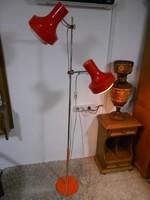 Napako retro kétkaros állólámpa