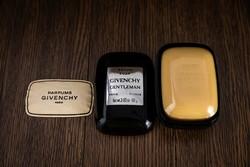 Givenchy Gentleman Savon Soap, France Paris, szappan, eredeti dobozban.