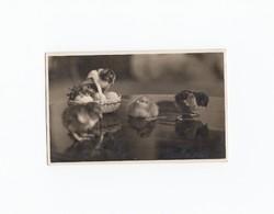 Húsvéti képeslap  1941