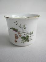 Aquincumi porcelán mini kaspó