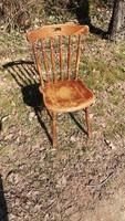 Masszív bonanza szék
