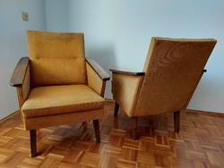 Retro fotel, karosszék mid-century