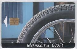 Magyar telefonkártya 0622 2000  Bugatti   200.000  darab