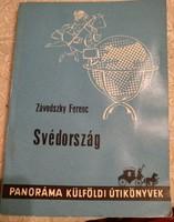 Závodszky: Svédország, Alkudható!