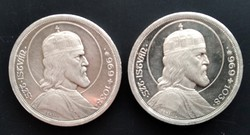 Szent István ezüst 5 pengő